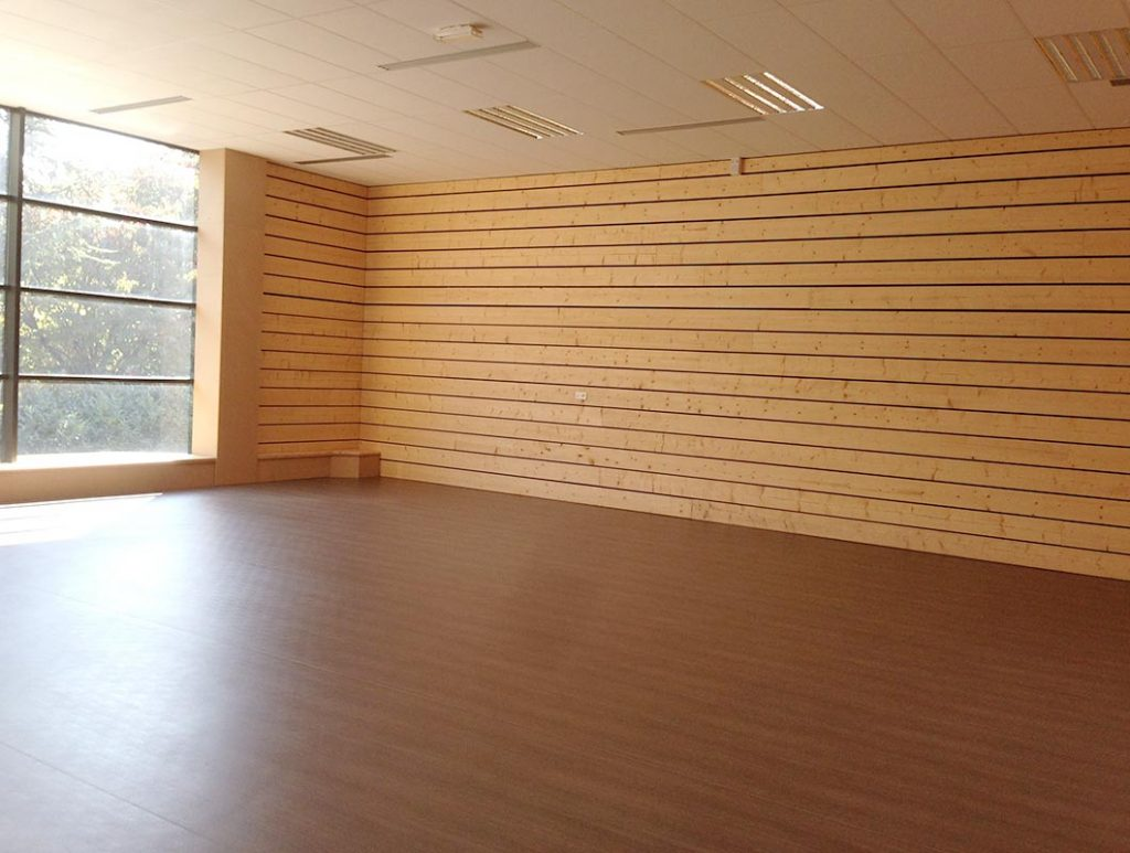 Habillage De Mur Intérieur bardage bois murs intérieur menuiserie moro et fils val d