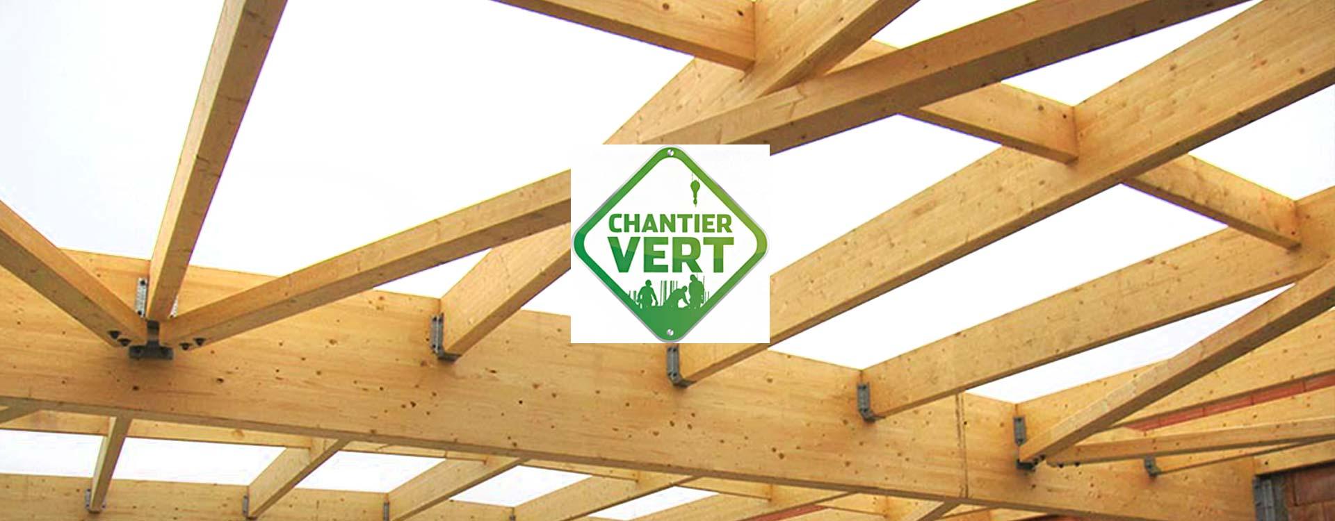 Charte chantier vert Menuiserie Moro et Fils Andilly Val d'Oise 95